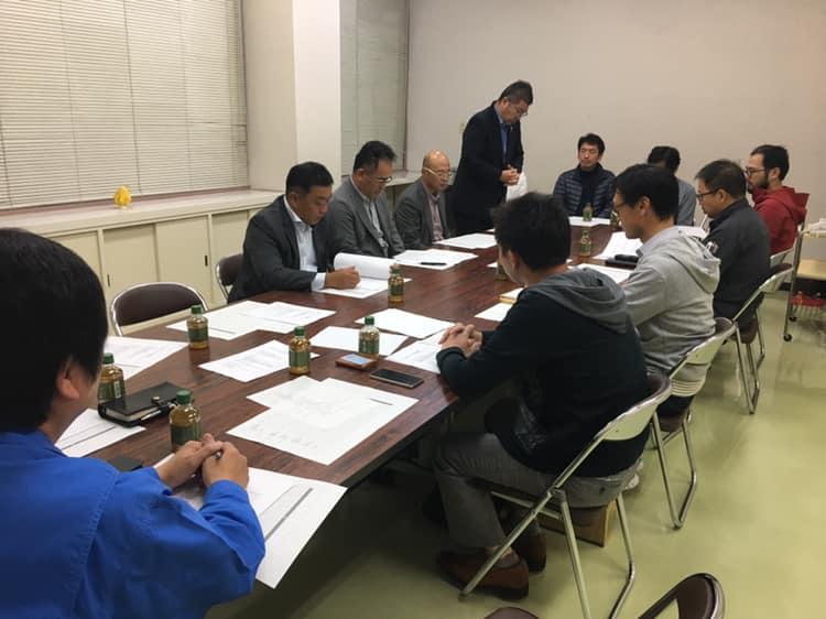 2019年10月15日GOTSU2020準備会の様子(江津市商工会議所)
