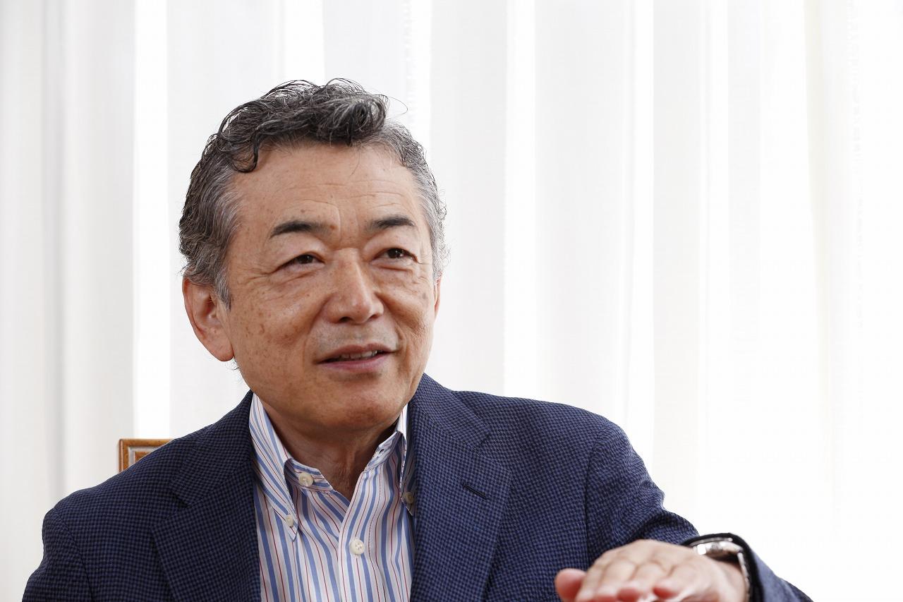F1解説の森脇基恭氏